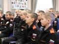 Вертеп в Суворовском училище